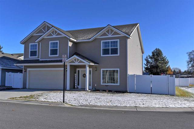 920 N Marcus Ln, Spokane Valley, WA 99216 (#201925700) :: 4 Degrees - Masters