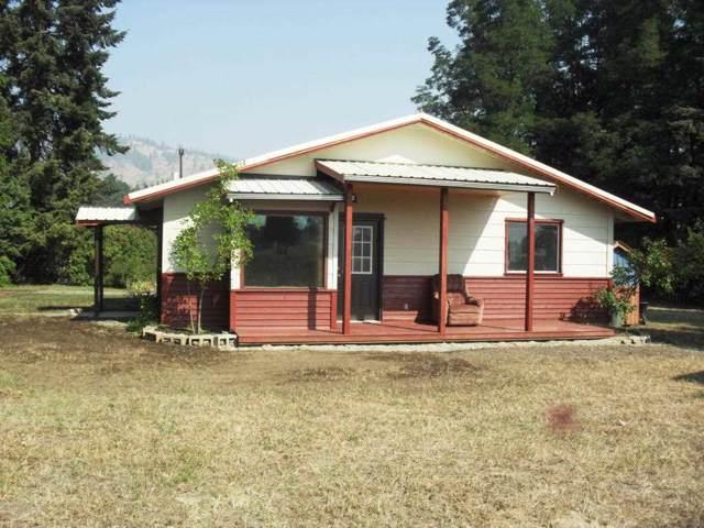 252 N Morley Ln, Kettle Falls, WA 99141 (#201925875) :: The Spokane Home Guy Group