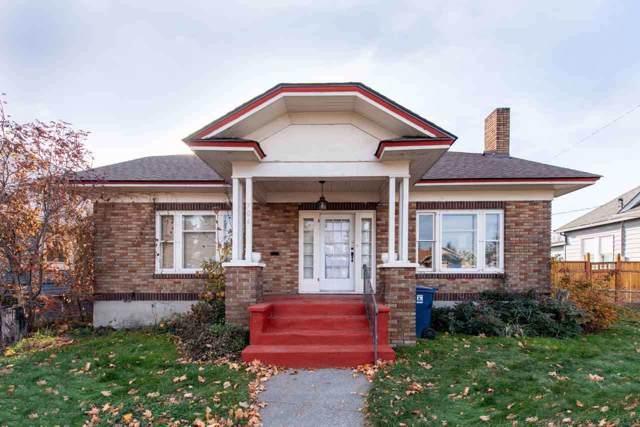 704 E Wellesley Ave, Spokane, WA 99207 (#201925991) :: Prime Real Estate Group