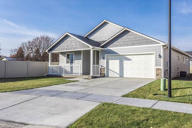 222 S Glenbrook Ct, Spokane Valley, WA 99016 (#201926112) :: Top Agent Team