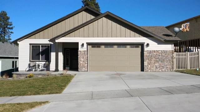 2833 S Sonora Dr, Spokane Valley, WA 99037 (#201926155) :: Top Agent Team