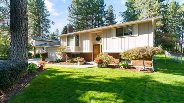 621 E Bedivere Dr, Spokane, WA 99218 (#201926164) :: 4 Degrees - Masters