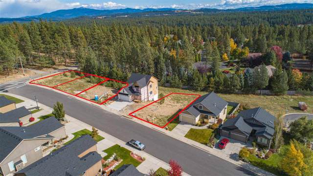 4 lots on Midway And Columbus Dr, Colbert, WA 99208 (#201926208) :: The Spokane Home Guy Group