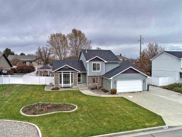 15415 E 23rd Ave, Spokane Valley, WA 99037 (#201926278) :: Top Agent Team