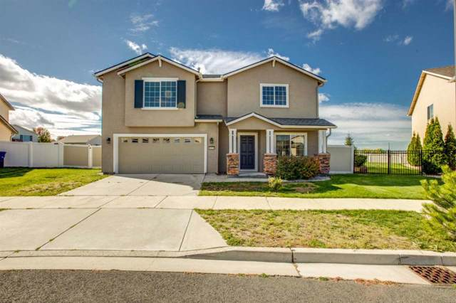 10213 W Natalie Ave, Cheney, WA 99004 (#201926281) :: The Synergy Group