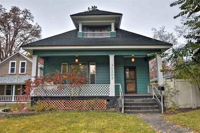 1208 W 14th Ave, Spokane, WA 99204 (#201926293) :: THRIVE Properties
