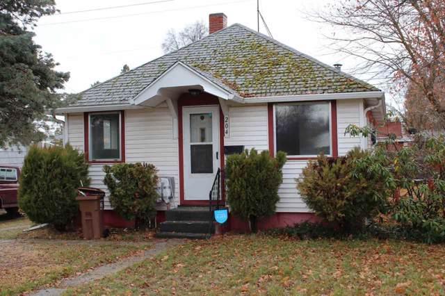 204 E Rich Ave, Spokane, WA 99207 (#201926371) :: THRIVE Properties