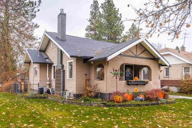3324 W Cora Ave, Spokane, WA 99205 (#201926402) :: Chapman Real Estate