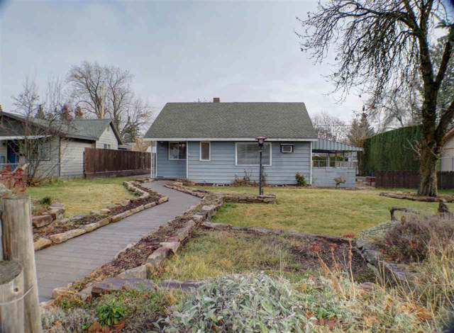 5418 N Madison St, Spokane, WA 99205 (#201926429) :: The Hardie Group