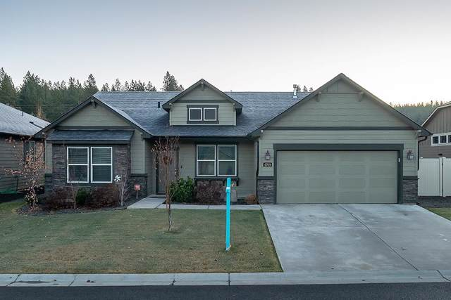 4709 S Coyote Creek Ln, Spokane Valley, WA 99206 (#201926509) :: The Synergy Group