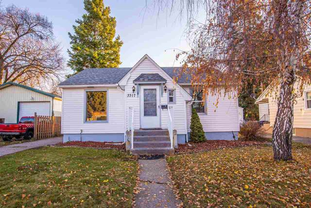 3317 W Garland Ave, Spokane, WA 99205 (#201926526) :: The Hardie Group