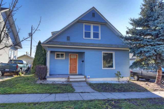 1709 W Spofford Ave, Spokane, WA 99205 (#201926533) :: The Hardie Group