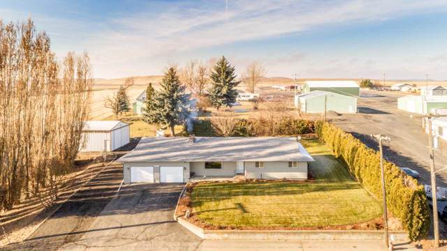 205 S Old Hwy 195 Hwy, Spangle, WA 99031 (#201926607) :: THRIVE Properties