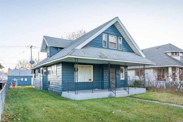624 E Montgomery Ave, Spokane, WA 99207 (#201926689) :: The Synergy Group