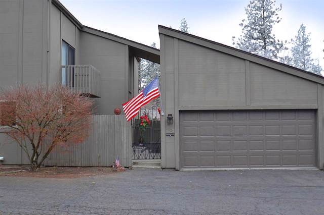 2927 S Howard St 110D, Spokane, WA 99203 (#201926707) :: Northwest Professional Real Estate