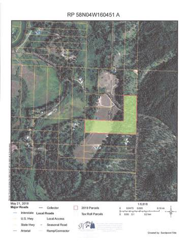 NNN Mud Gulch Rd, Priest River, ID 83856 (#201926789) :: The Synergy Group