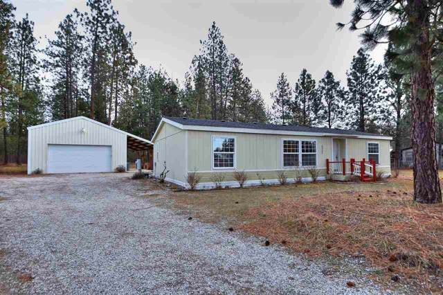 6327 Sundown Rd, Nine Mile Falls, WA 99026 (#201926822) :: The Spokane Home Guy Group