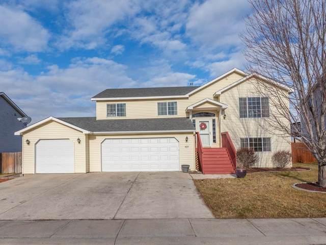 423 E Beverly Ave, Medical Lake, WA 99022 (#201926937) :: The Spokane Home Guy Group