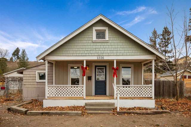 1226 W Alice St, Spokane, WA 99205 (#201926940) :: The Spokane Home Guy Group