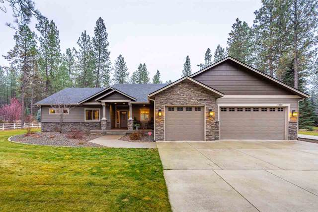 3620 E Bridle Trail Rd, Colbert, WA 99005 (#201926985) :: Keller Williams Realty Colville