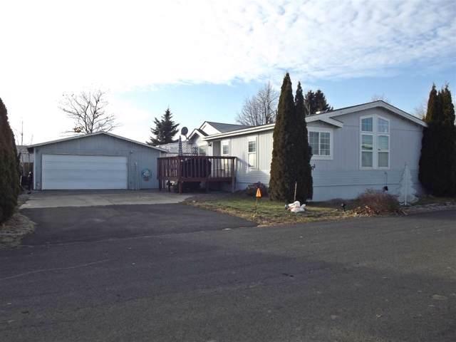 10510 W Richland Rd #71, Cheney, WA 99004 (#201927091) :: Prime Real Estate Group