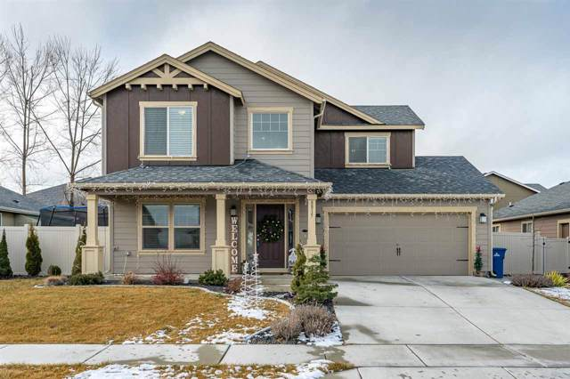 8815 W Red St, Cheney, WA 99004 (#201927111) :: The Synergy Group