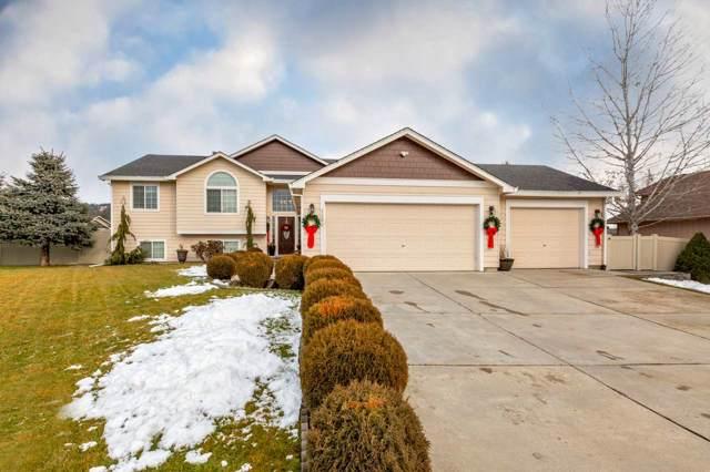 5202 N Calvin Rd, Spokane Valley, WA 99216 (#201927143) :: The Hardie Group