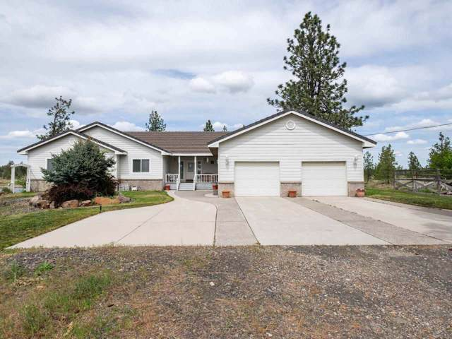 29308 W Boston Rd, Cheney, WA 99004 (#201927172) :: The Hardie Group