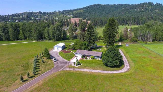 7227 N Campbell Rd, Otis Orchards, WA 99027 (#201927182) :: The Synergy Group