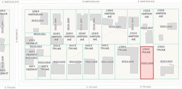 1719 E 7th Ave, Spokane, WA 99202 (#201927345) :: Prime Real Estate Group