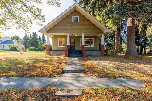 201 N 3rd St, Fairfield, WA 99012 (#201927432) :: Top Agent Team