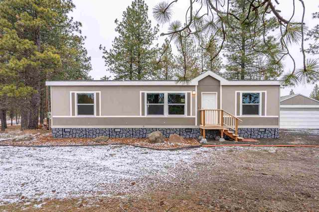 26310 W State Route 904 Rte, Cheney, WA 99004 (#201927463) :: The Hardie Group
