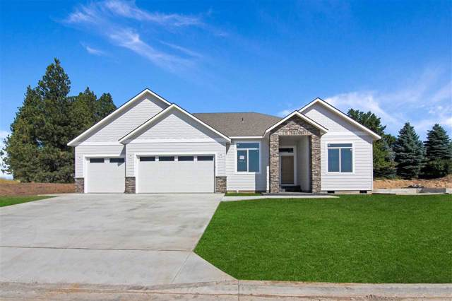 9502 W Floyd Dr, Cheney, WA 99004 (#202010012) :: Prime Real Estate Group