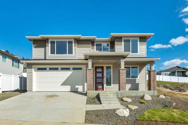 2915 S Sonora Dr, Spokane Valley, WA 99037 (#202010057) :: The Hardie Group