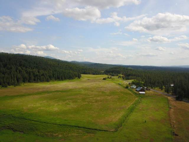 Lot 1 N Jefferson Rd, Elk, WA 99009 (#202010107) :: The Synergy Group
