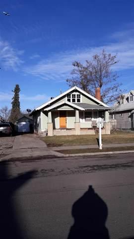 1508 W Shannon Ave, Spokane, WA 99201 (#202010142) :: Top Agent Team