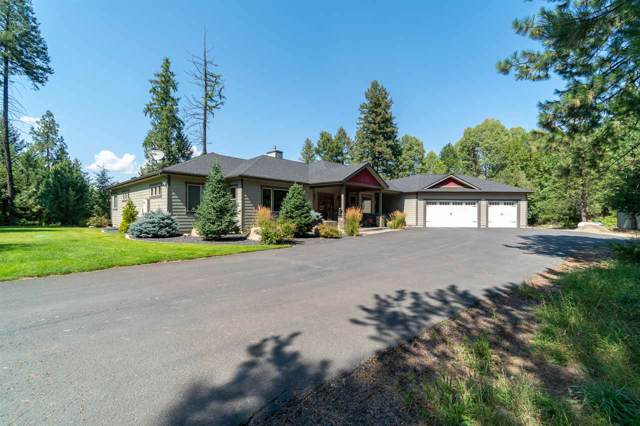 26908 N Ptarmigan Rd, Chattaroy, WA 99003 (#202010224) :: The Synergy Group