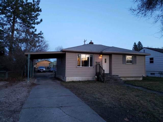 5918 N Ash St, Spokane, WA 99205 (#202010423) :: The Hardie Group