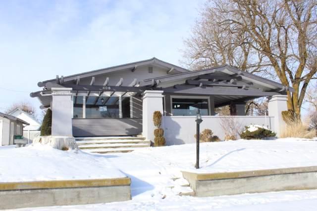 406 S Division St, Wilbur, WA 99185 (#202010564) :: Chapman Real Estate