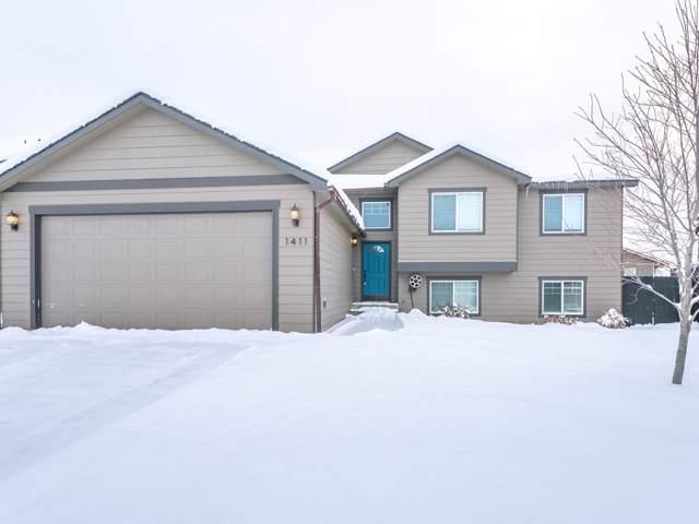 1411 W Cypress Ct, Spokane, WA 99208 (#202010582) :: RMG Real Estate Network