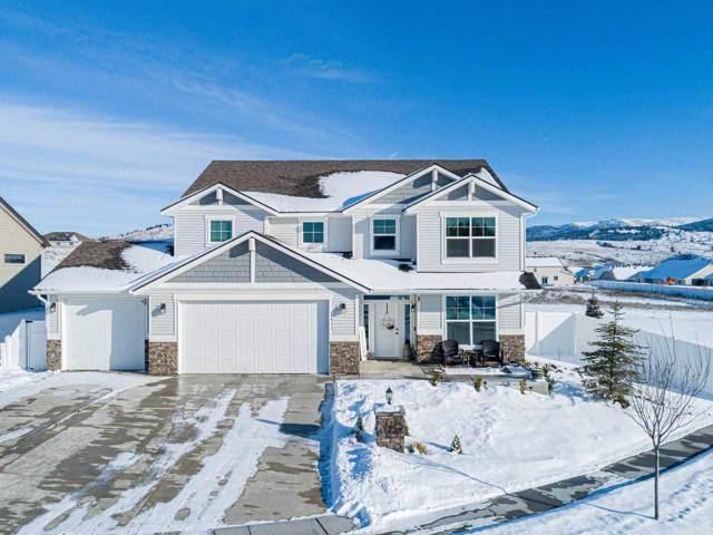 1411 S Kayla Rd, Spokane Valley, WA 99016 (#202010642) :: Five Star Real Estate Group