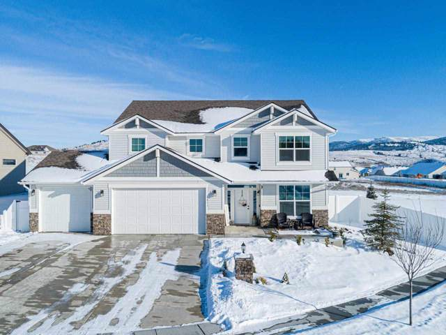 1411 S Kayla Rd, Spokane Valley, WA 99016 (#202010642) :: The Hardie Group