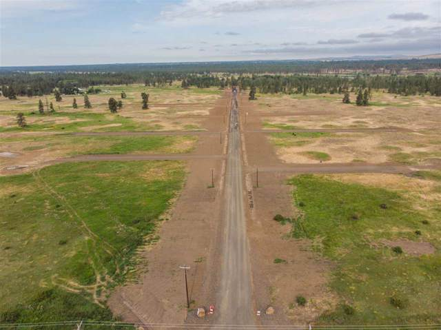 XX S Rolling Hills Ln Lot 10, Cheney, WA 99001 (#202010701) :: The Hardie Group