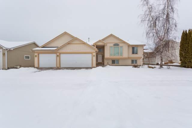 5307 N Calvin Rd, Spokane Valley, WA 99216 (#202010757) :: Northwest Professional Real Estate