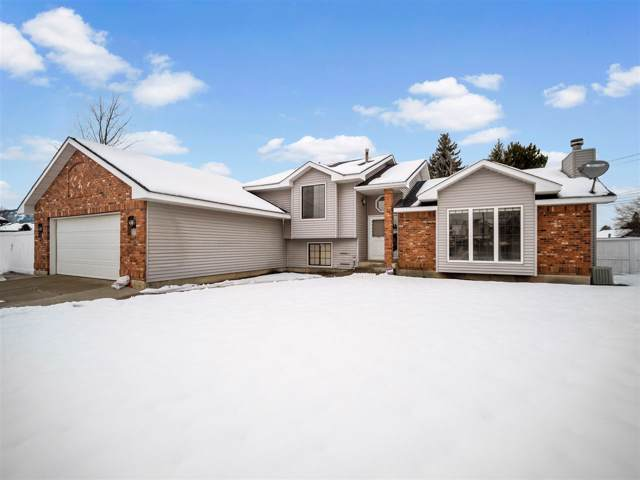 3210 S Whipple Rd, Spokane Valley, WA 99206 (#202010773) :: Five Star Real Estate Group