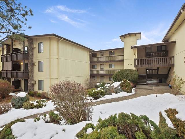844 W Cliff Dr #304, Spokane, WA 99204 (#202010863) :: The Synergy Group