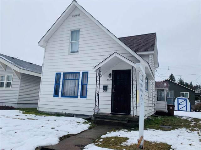 2424 E 6th Ave, Spokane, WA 99202 (#202010871) :: Prime Real Estate Group