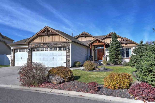 3716 S Morrow Ln, Spokane Valley, WA 99206 (#202010875) :: The Synergy Group