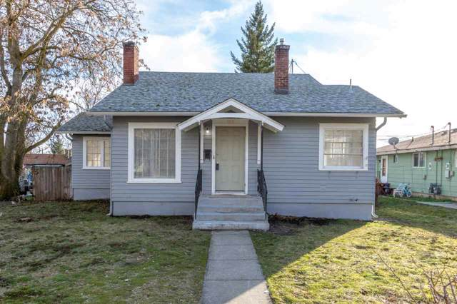 508 E Dalton Ave, Spokane, WA 99207 (#202010984) :: Top Agent Team