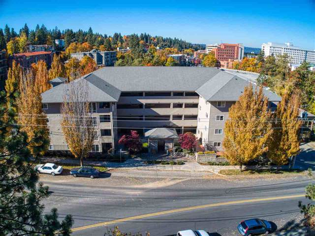 930 S Cowley St #201, Spokane, WA 99202 (#202010985) :: Top Agent Team